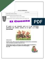 elcuento_Guía de Lenguaje, El cuento 4º BÁSICO.doc
