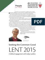 2015 lent course complete