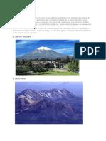 Arequipa y Huancayo