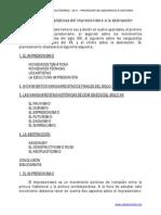 Tema 10. Las Artes Plasticas Del Impresionismo a La Abstraccion