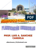 1 Planificacion Curricular