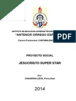 Proyecto Jesucristo Super Star