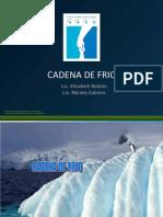Cadena de Frío 2013_PPT