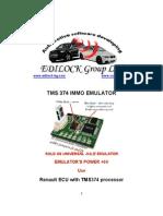 TMS 374 - Citroen, Peugeot, Renault_Emulator