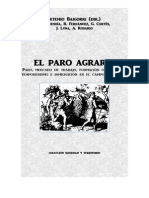 Baigorri El Paro Agrario 1995 Libro Completo