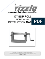 Grizzly Slip Roll