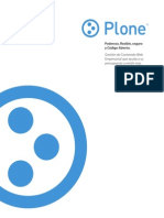 Brochure Plone Espanol AS