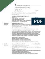 resume 3-2015