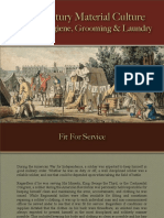 Soldier Hygiene, Grooming & Laundry