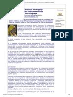 Raíces Africanas en Uruguay_ Un Estudio Sobre La Identidad Afro-uruguaya