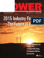 Revista Power de Enero 2015
