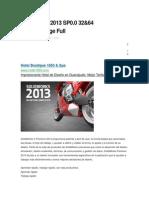 SolidWorks 2013 SP0 - Taringa