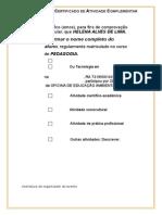 Oficina Certificado