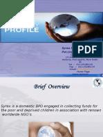 Syrex Info Services Pvt Ltd