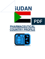 Country Profile-sudan Pharmacy