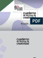Cuaderno Técnicas de Creatividad.