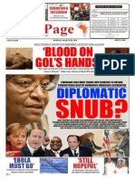 Monday, March 30, 2015 Edition