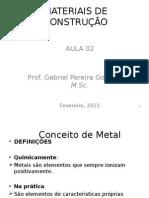 AULA+2+-+ESTRUTURA+CRISTALINA+-+2015.ppt