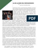 (3) VENEZUELA EN LA MIRA DEL PENTAGONISMO