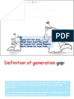 Generation Gap - Education-1