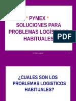 Soluciones Para Problemas Logísticos Habituales