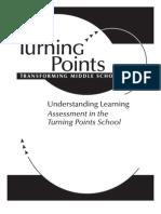 turning points - education