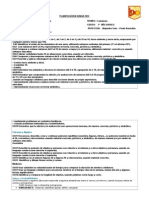PLANIFICACION DIARIA 2015 MATEMATICA UNIDAD N°1 PRIMERO BASICO.doc