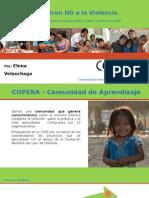 Copera infancia Peru capaciatacion