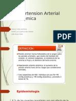 Hipertension Arterial Sistemica SML