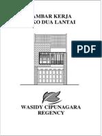 Ruko 2 Lantai Wasidy Cipunagara Regency