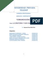 Oratoria y Cualidades PDF