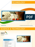 Science Technology August 2014