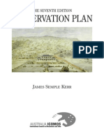 The Conservation Plan