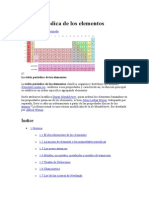 qmc 1100 Tabla Periódica de Los Elementos