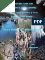 Causas de Los Problemas Ambientales