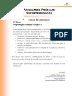 2014 2 Ciencia Da Computacao 5 Programacao Orientada a Objetos II