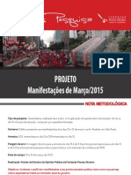 Fundação Perseu Abramo - Pesquisa sobre as manifestações de 13 e 15 de março.pdf