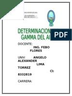 Det. Gamma Del Aire