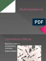 Multirresistencia
