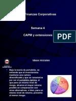 Presentación CAPM Finanzas Corporativas