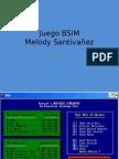 Juego BSIM_Pantallas del Juego 2003