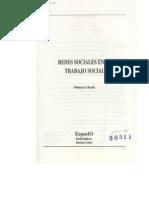 Redes Sociales en El Trabajo Social