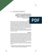 reforma de la politica educativa.pdf