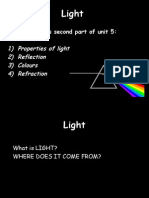 unit 5 light