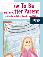 Parenting) How to Be a Better Parent