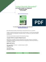 Ebay Auction Secrets