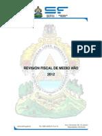 Revision Fiscal de Medio Ano 2012