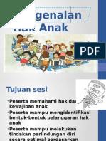 Anak & Hak Anak