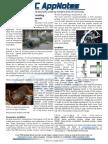 Thrust Position Pro Apnote Prox Probe Mounts