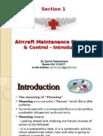 Planning & Control-Intro